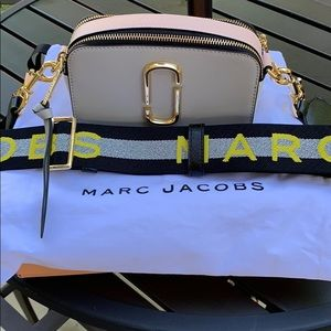 Authentic Marc Jacobs Small Camera Bag